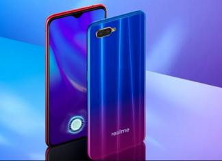 Realme 3 smartphone in India