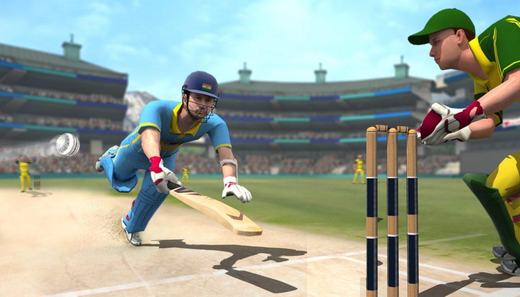 Sachin Saga Cricket Champions game