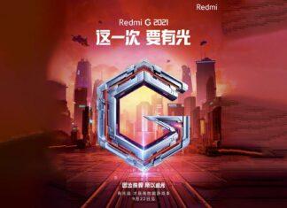 Redmi G Gaming Laptop 2021