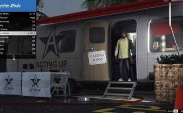director mode in GTA 5